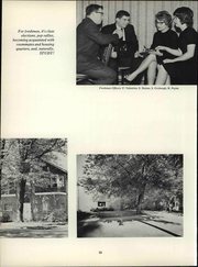 Page 16, 1963 Edition, Ohio Northern University - Northern Yearbook (Ada, OH) online yearbook collection
