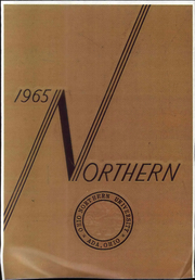 Page 1, 1965 Edition, Ohio Northern University - Northern Yearbook (Ada, OH) online yearbook collection
