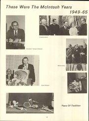 Page 12, 1965 Edition, Ohio Northern University - Northern Yearbook (Ada, OH) online yearbook collection