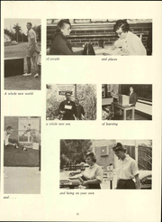 Page 17, 1965 Edition, Ohio Northern University - Northern Yearbook (Ada, OH) online yearbook collection