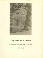 Page 7, 1965 Edition, Ohio Northern University - Northern Yearbook (Ada, OH) online yearbook collection