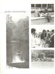Page 10, 1972 Edition, Ashland University - Pine Whispers Yearbook (Ashland, OH) online yearbook collection