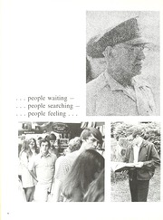 Page 12, 1972 Edition, Ashland University - Pine Whispers Yearbook (Ashland, OH) online yearbook collection