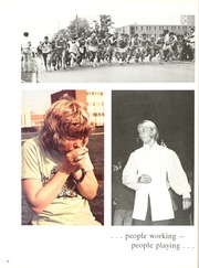 Page 14, 1972 Edition, Ashland University - Pine Whispers Yearbook (Ashland, OH) online yearbook collection
