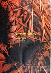 Page 5, 1975 Edition, Ashland University - Pine Whispers Yearbook (Ashland, OH) online yearbook collection