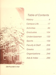 Page 7, 1978 Edition, Ashland University - Pine Whispers Yearbook (Ashland, OH) online yearbook collection