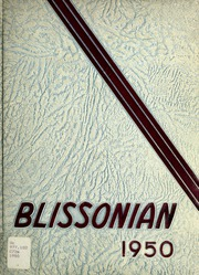 Page 1, 1950 Edition, Bliss College - Blissonian Yearbook (Columbus, OH) online yearbook collection