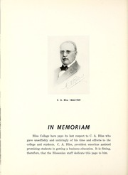 Page 14, 1950 Edition, Bliss College - Blissonian Yearbook (Columbus, OH) online yearbook collection