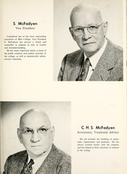 Page 17, 1950 Edition, Bliss College - Blissonian Yearbook (Columbus, OH) online yearbook collection