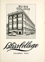 Page 7, 1950 Edition, Bliss College - Blissonian Yearbook (Columbus, OH) online yearbook collection