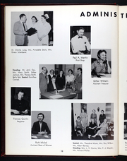 Page 16, 1958 Edition, Capital University - Capitalian Yearbook (Columbus, OH) online yearbook collection