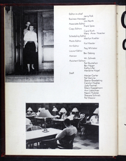 Page 6, 1958 Edition, Capital University - Capitalian Yearbook (Columbus, OH) online yearbook collection