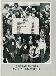 Page 5, 1975 Edition, Capital University - Capitalian Yearbook (Columbus, OH) online yearbook collection
