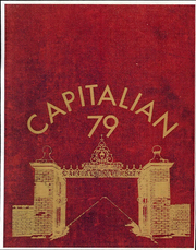 Page 1, 1979 Edition, Capital University - Capitalian Yearbook (Columbus, OH) online yearbook collection