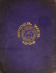 Page 1, 1902 Edition, Hiram College - Spider Web Yearbook (Hiram, OH) online yearbook collection