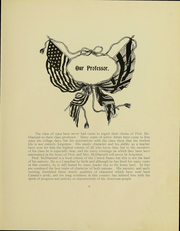 Page 9, 1902 Edition, Hiram College - Spider Web Yearbook (Hiram, OH) online yearbook collection