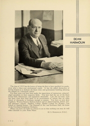 Page 12, 1935 Edition, Ohio College of Podiatric Medicine - Occopodian Yearbook (Cleveland, OH) online yearbook collection