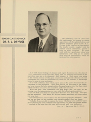 Page 17, 1935 Edition, Ohio College of Podiatric Medicine - Occopodian Yearbook (Cleveland, OH) online yearbook collection