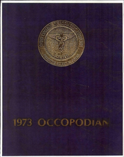Page 1, 1973 Edition, Ohio College of Podiatric Medicine - Occopodian Yearbook (Cleveland, OH) online yearbook collection