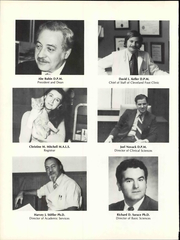 Page 12, 1973 Edition, Ohio College of Podiatric Medicine - Occopodian Yearbook (Cleveland, OH) online yearbook collection