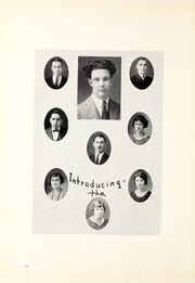 Page 16, 1925 Edition, Muskingum University - Muscoljuan Yearbook (New Concord, OH) online yearbook collection