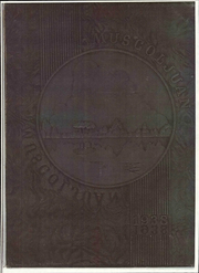 1938 Edition, Muskingum University - Muscoljuan Yearbook (New Concord, OH)