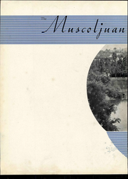Page 8, 1938 Edition, Muskingum University - Muscoljuan Yearbook (New Concord, OH) online yearbook collection