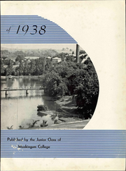 Page 9, 1938 Edition, Muskingum University - Muscoljuan Yearbook (New Concord, OH) online yearbook collection