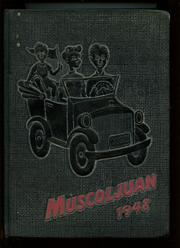 1948 Edition, Muskingum University - Muscoljuan Yearbook (New Concord, OH)