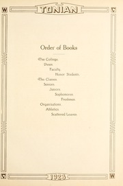 Page 13, 1923 Edition, Wilmington College - Wilmingtonian Yearbook (Wilmington, OH) online yearbook collection