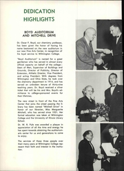 Page 12, 1954 Edition, Wilmington College - Wilmingtonian Yearbook (Wilmington, OH) online yearbook collection