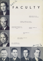 Page 17, 1940 Edition, Cincinnati Bible Seminary - Nautilus Yearbook (Cincinnati, OH) online yearbook collection