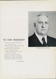 Page 11, 1941 Edition, Cincinnati Bible Seminary - Nautilus Yearbook (Cincinnati, OH) online yearbook collection