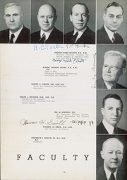 Page 16, 1941 Edition, Cincinnati Bible Seminary - Nautilus Yearbook (Cincinnati, OH) online yearbook collection