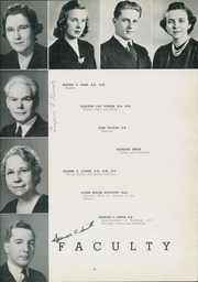 Page 17, 1941 Edition, Cincinnati Bible Seminary - Nautilus Yearbook (Cincinnati, OH) online yearbook collection