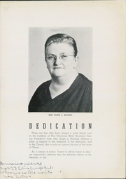 Page 9, 1941 Edition, Cincinnati Bible Seminary - Nautilus Yearbook (Cincinnati, OH) online yearbook collection