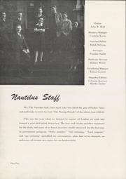 Page 10, 1943 Edition, Cincinnati Bible Seminary - Nautilus Yearbook (Cincinnati, OH) online yearbook collection