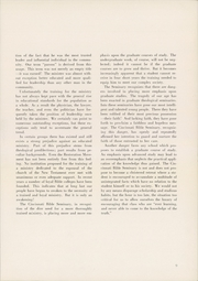 Page 13, 1951 Edition, Cincinnati Bible Seminary - Nautilus Yearbook (Cincinnati, OH) online yearbook collection