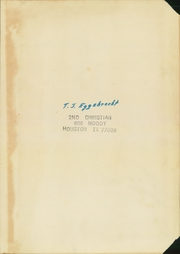 Page 3, 1951 Edition, Cincinnati Bible Seminary - Nautilus Yearbook (Cincinnati, OH) online yearbook collection