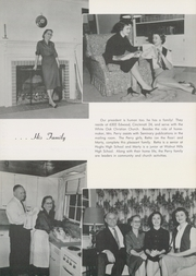 Page 11, 1959 Edition, Cincinnati Bible Seminary - Nautilus Yearbook (Cincinnati, OH) online yearbook collection