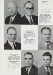Page 12, 1959 Edition, Cincinnati Bible Seminary - Nautilus Yearbook (Cincinnati, OH) online yearbook collection