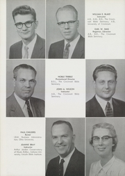 Page 14, 1959 Edition, Cincinnati Bible Seminary - Nautilus Yearbook (Cincinnati, OH) online yearbook collection