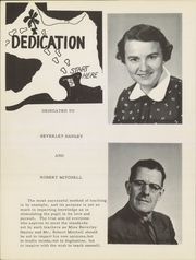 Page 6, 1958 Edition, Perkins Junior High School - Pirateer Yearbook (Sandusky, OH) online yearbook collection
