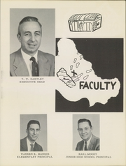 Page 7, 1958 Edition, Perkins Junior High School - Pirateer Yearbook (Sandusky, OH) online yearbook collection