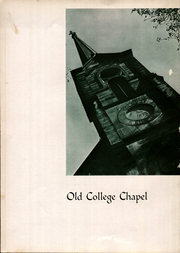 Page 12, 1936 Edition, Baldwin Wallace University - Grindstone Yearbook (Berea, OH) online yearbook collection