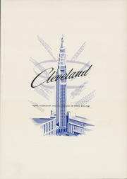 Page 5, 1941 Edition, Fenn College - Fanfare Yearbook (Cleveland, OH) online yearbook collection