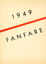 Page 3, 1949 Edition, Fenn College - Fanfare Yearbook (Cleveland, OH) online yearbook collection