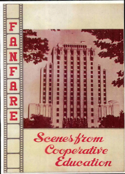 Fenn College - Fanfare Yearbook (Cleveland, OH) online yearbook collection, 1950 Edition, Page 1