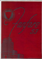 Fenn College - Fanfare Yearbook (Cleveland, OH) online yearbook collection, 1953 Edition, Page 1
