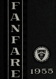 Fenn College - Fanfare Yearbook (Cleveland, OH) online yearbook collection, 1955 Edition, Page 1